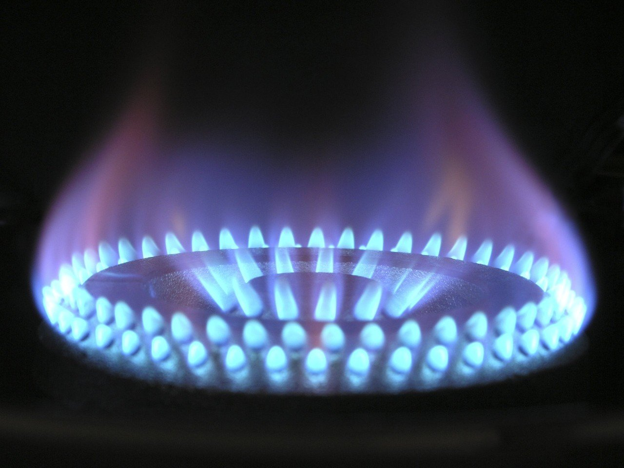 wyciek gazu